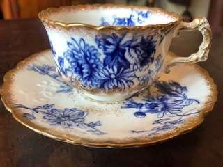 So very rare and all original - fine fine china and the whole works