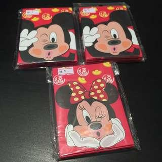 AngPow Packet Mickey & Minnie Design