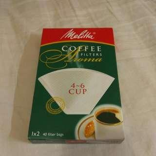 *Coffee Filter Paper