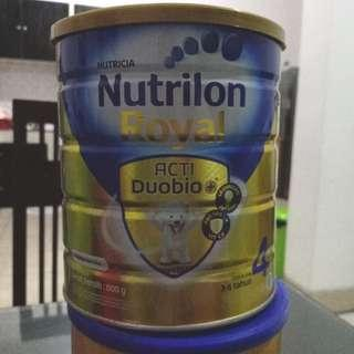 Susu Nutrilon Royal 4 Vanilla