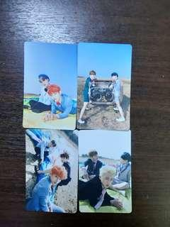 BTS unofficial photocard