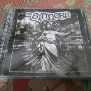 Cd The sinners, Anorma
