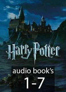 Harry Potter and Fantastic Beasts AUDIOBOOK