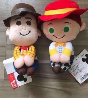 Valentine's gift: Woody & Jessie
