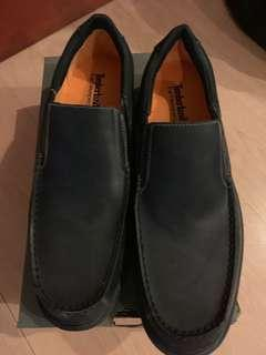 Timberland Black casual slip on shoes
