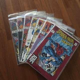 🚚 Spider-Man 2099 issues 1-7
