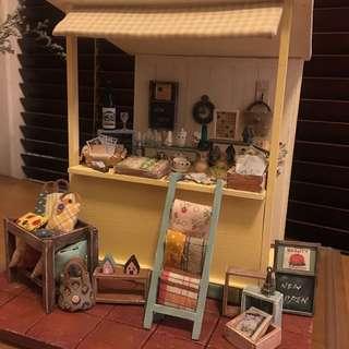 🚚 鄉村雜貨店
