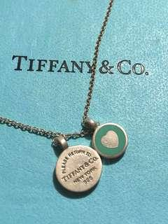 (3 折)100% authentic Tiffany & Co. 頸鏈