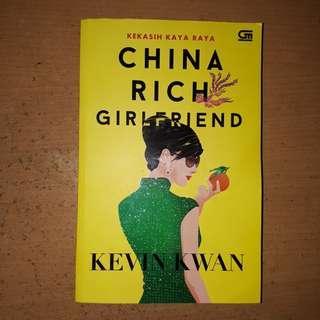 Novel China Rich Girlfriend