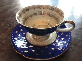 Beautiful cup and plate - never used and all original