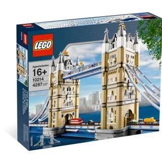 Lego 10214 London Bridge