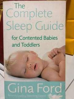 The Complete Sleep Guide by Gina Ford
