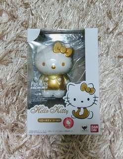 (全新) BANDAI Figuarts F.ZERO Hello Kitty Sanrio 金色 禮物 #MTRkt
