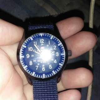 Jam tangan swiss army (water resist)