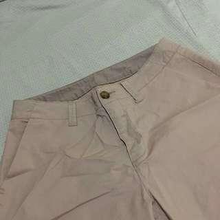 Pink Mom Pants
