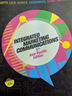 🚚 Integrated Maeketing Communication 5th Edition