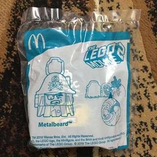 Happy Meal Lego 2 Movie - Metalbeard