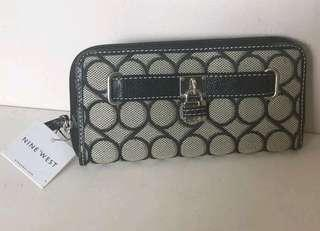 Orig Nine West Wallet (with Defects)