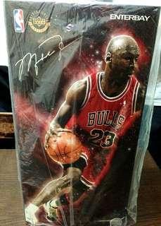 Enterbay Bulls Michael Jordan 1/6 Scale Figure – NBA SALE Pippen Rodman Kobe James