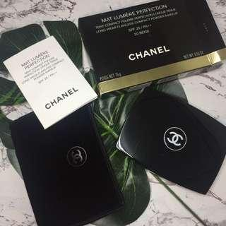 🆓📫CHANEL COMPACT POWDER EMPTY CASE