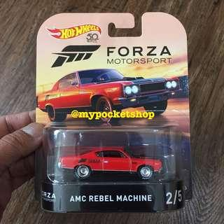 🚚 Hot Wheels AMC REBEL MACHINE