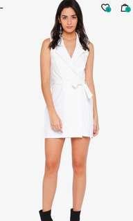 Missguided blazer shirt dress (from Zalora)