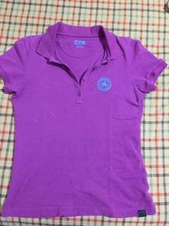 Preloved polo shirt CONVERSE original
