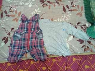 Baju baby preloved & bundle.. 1 set start RM 4