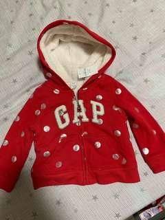 Gap and Carters winter jackets for girls