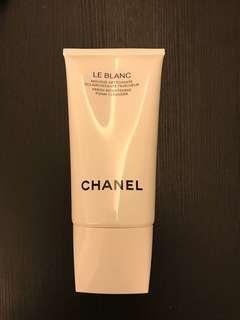Chanel Le Blanc fresh brightening foam cleanser 150ml