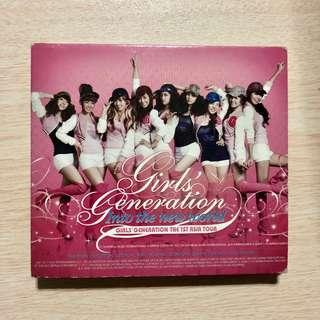 Girls' Generation Into the new world album