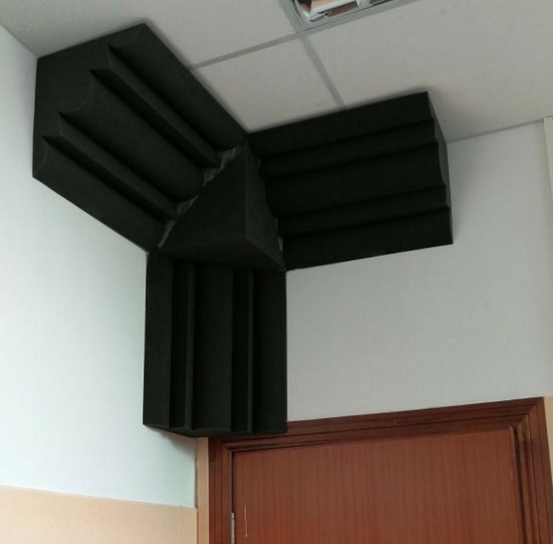 高密度中低頻吸音綿 Base Trap