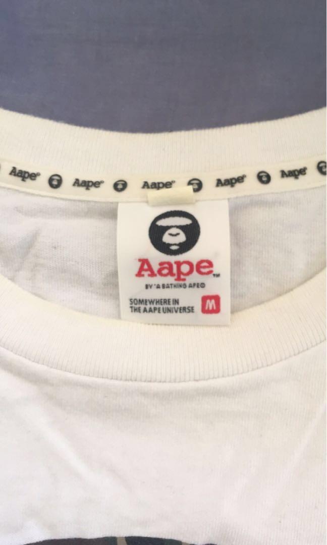 AAPE By Bathing Ape Shirt Bape