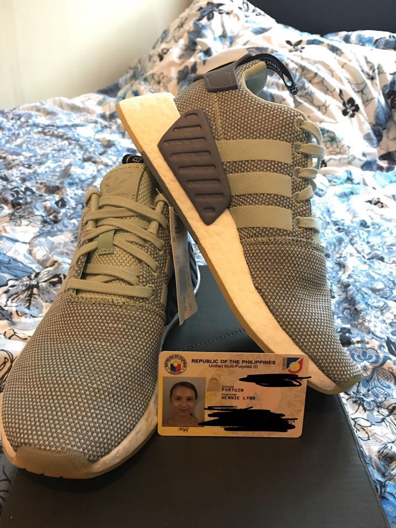 san francisco 87335 25af0 Adidas NMD R2 Turquoise, Women s Fashion, Shoes on Carousell