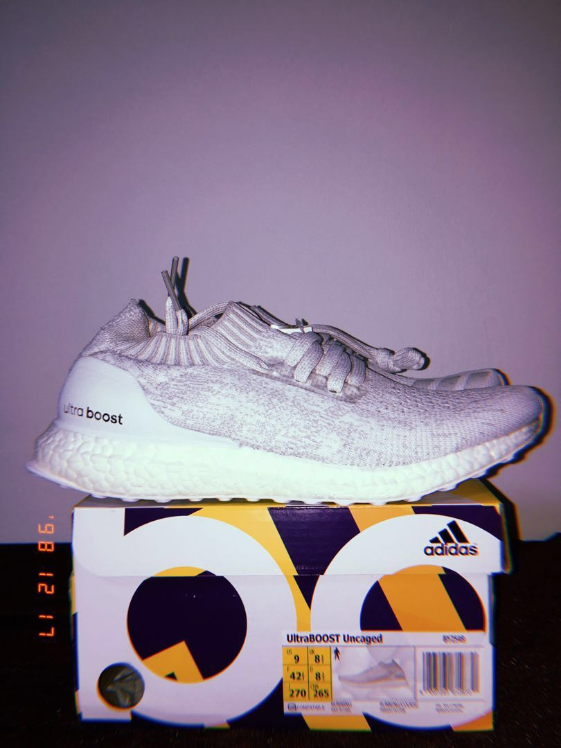 56a02e772 ADIDAS ULTRA BOOST UNCAGED