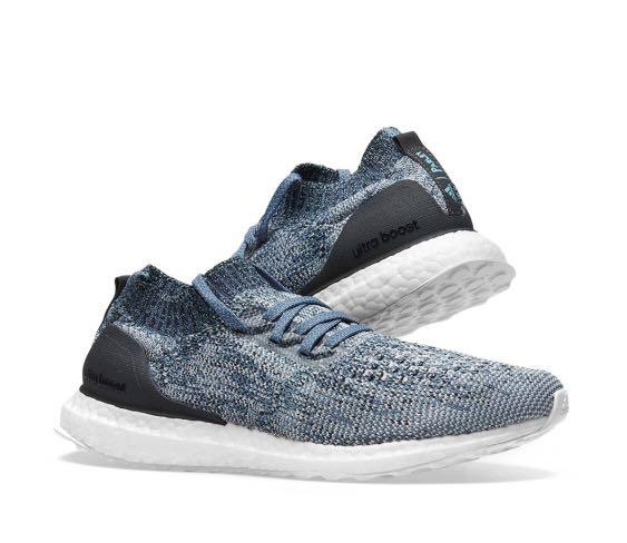 online store 6e6c1 f212d Adidas Ultra Boost Uncaged Parley Legend Ink, Men's Fashion ...