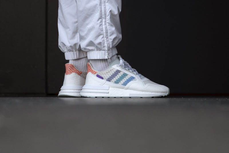 20b24db4be099 Adidas x Commonwealth ZX 500 RM White
