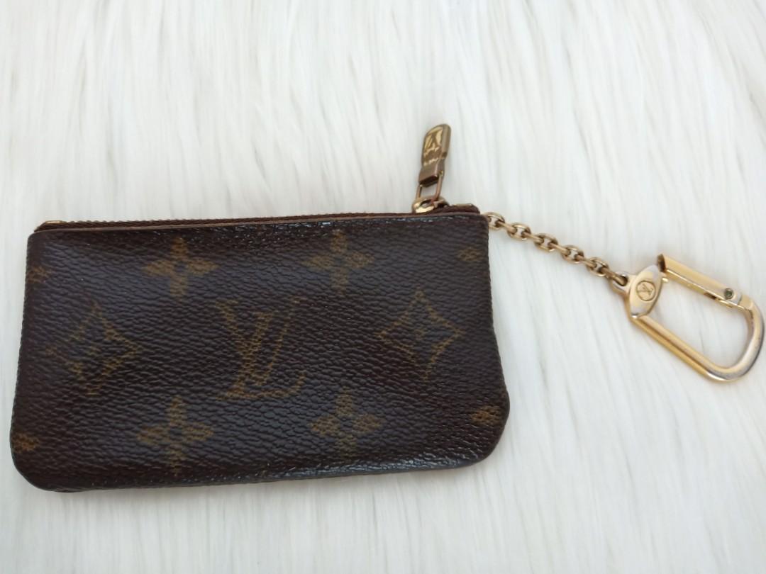 Authentic Louis Vuitton Monogram Coin Purse KeyRing Wallet x Gucci x ... 6c5c88cc91f79