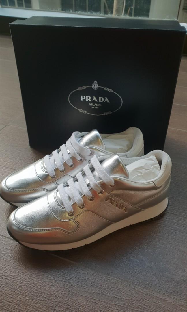 Authentic Prada Sneaker, Women's