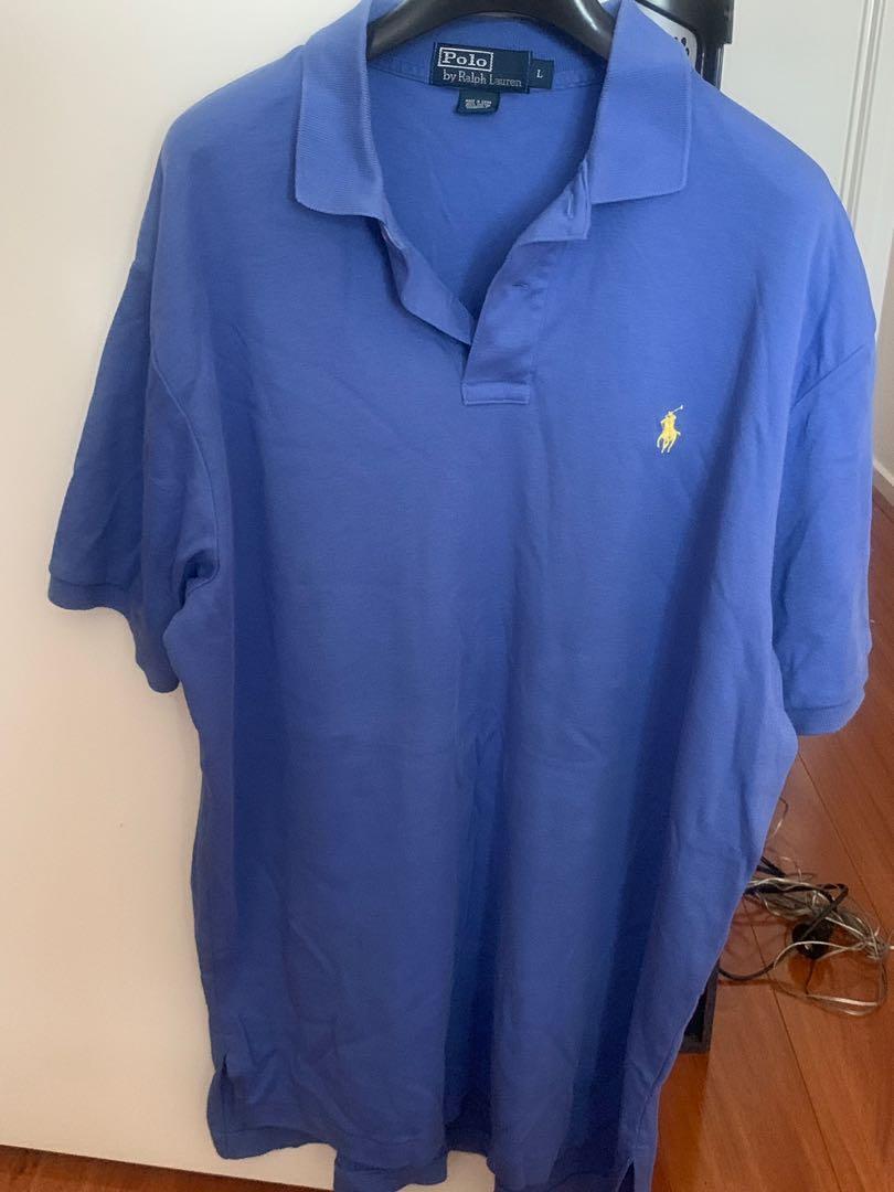 Authentic Ralph Lauren shirt size L