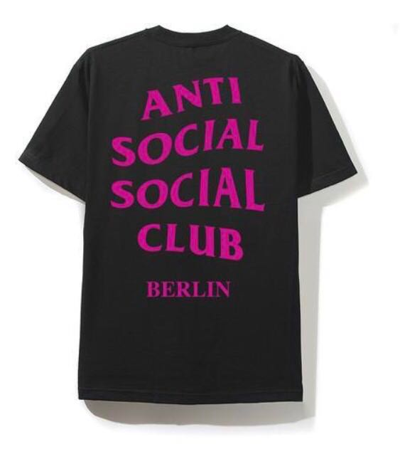 ce846fd4 Berlin assc tee, Men's Fashion, Clothes, Tops on Carousell
