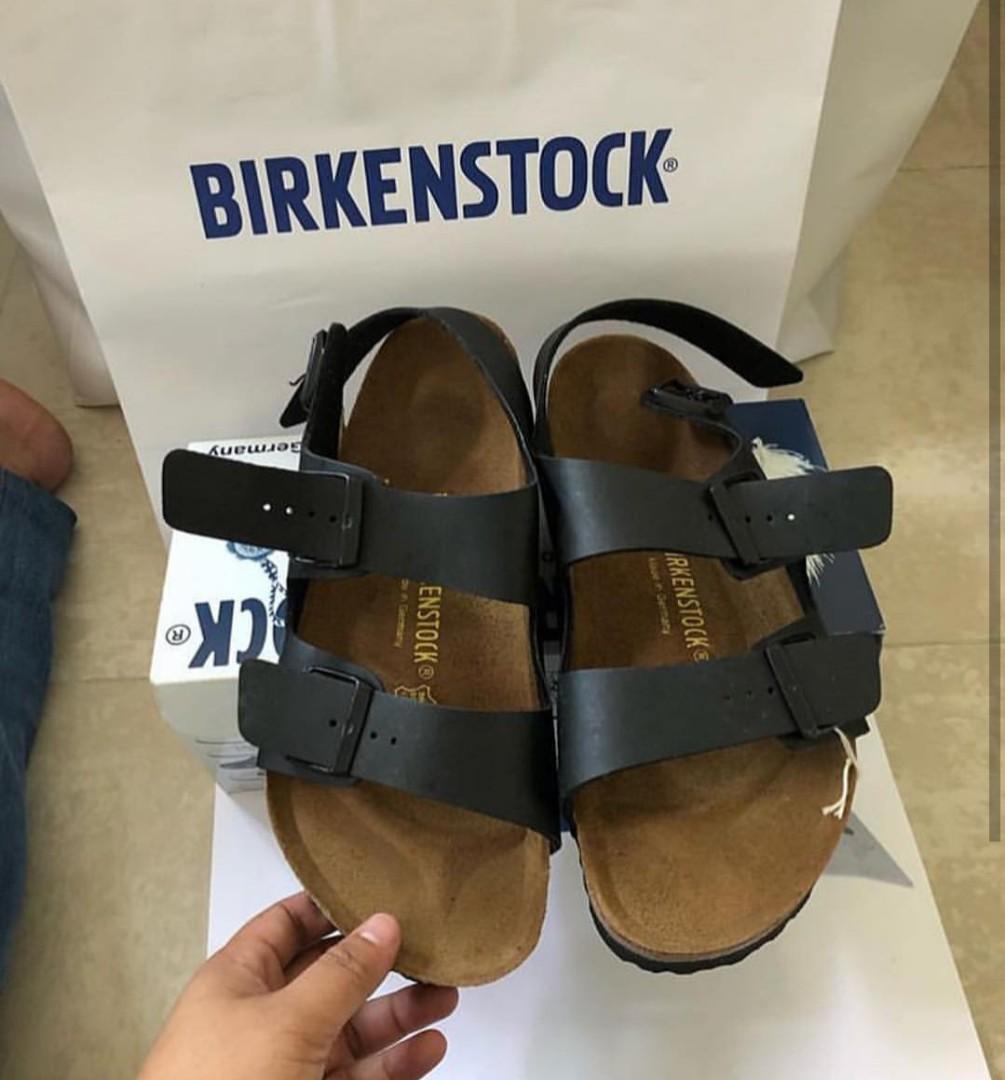 6ab9d63e71b Birkenstock Milano Authentic