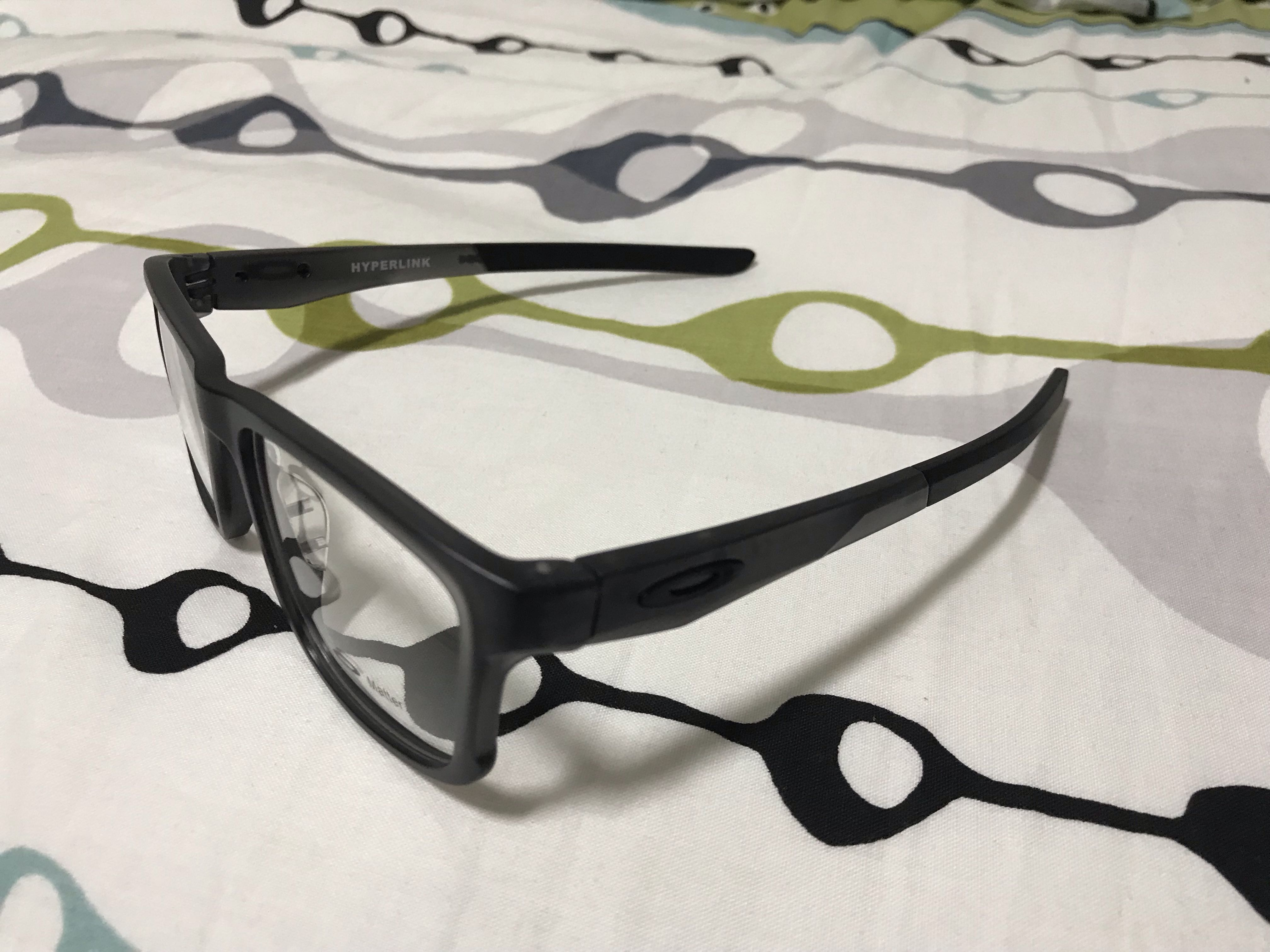 19dfff185c5 Brand New Oakley Hyperlink Prescription Frame