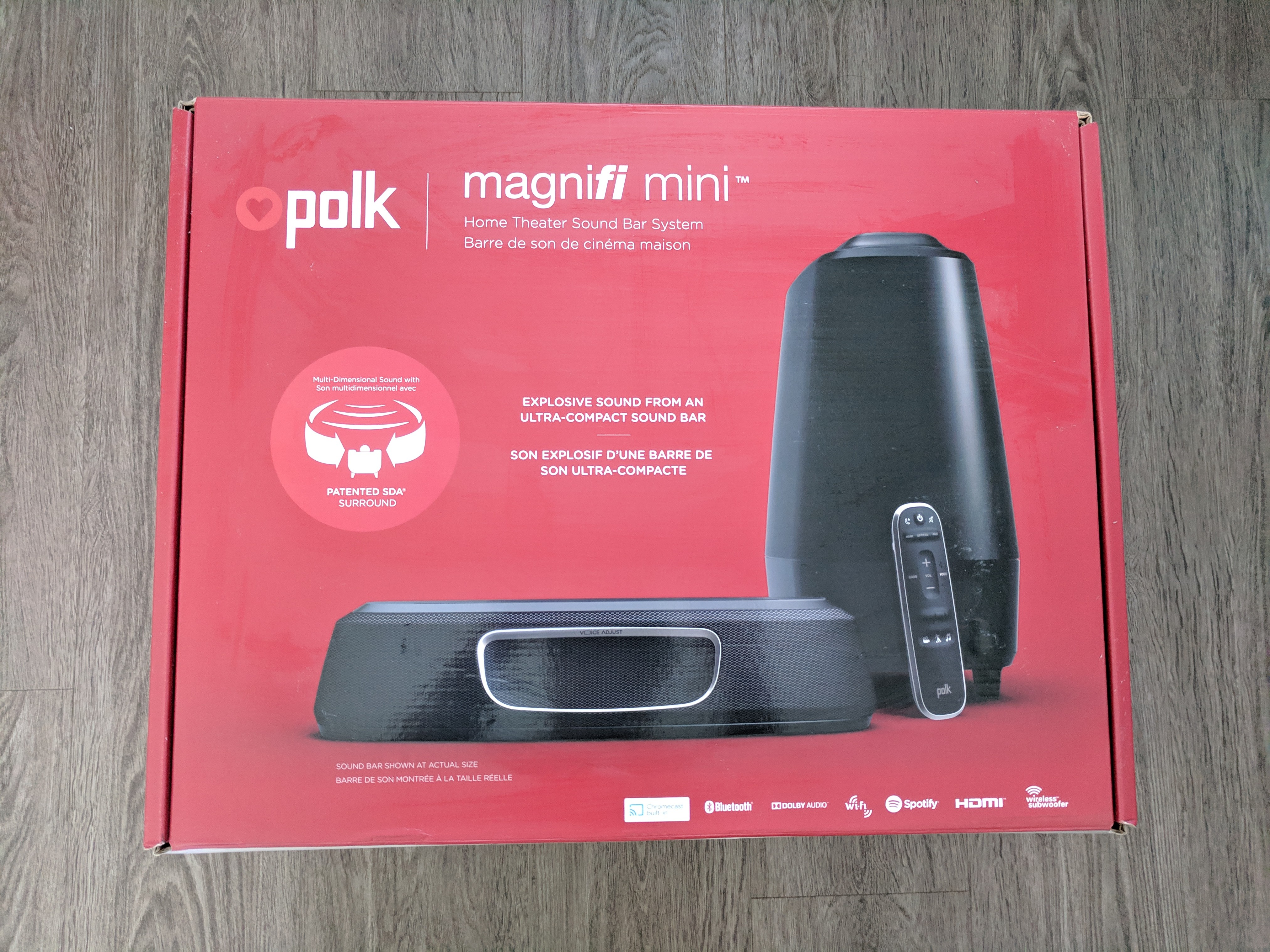 Brand new Polk Magnifi mini, Electronics, Audio on Carousell