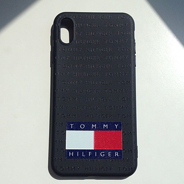 online store 25d79 05734 *BRAND NEW* Tommy Hilfiger iPhone XS Max Cover / Case