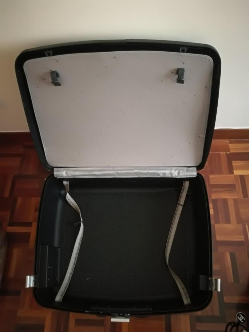"Delsey 26"" luggage (hard case)"
