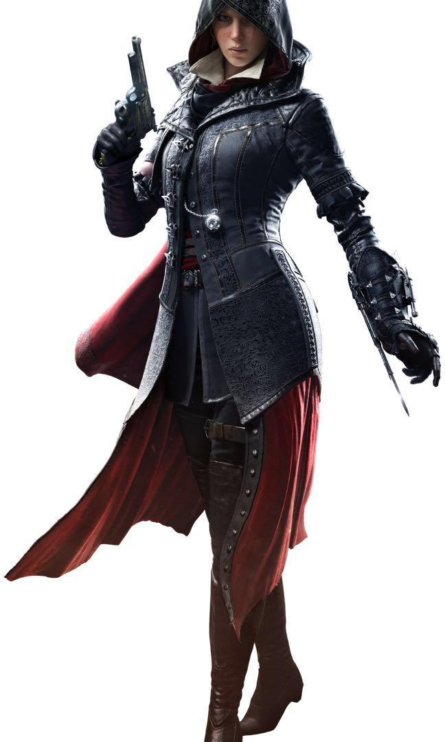 Evie Frye Assassins Creed Cosplay Costume Entertainment J Pop On