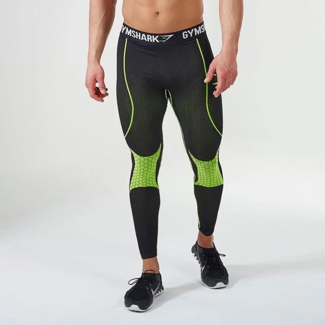 424ce2ae1384e Gymshark Hex Mens Tights Harlequin