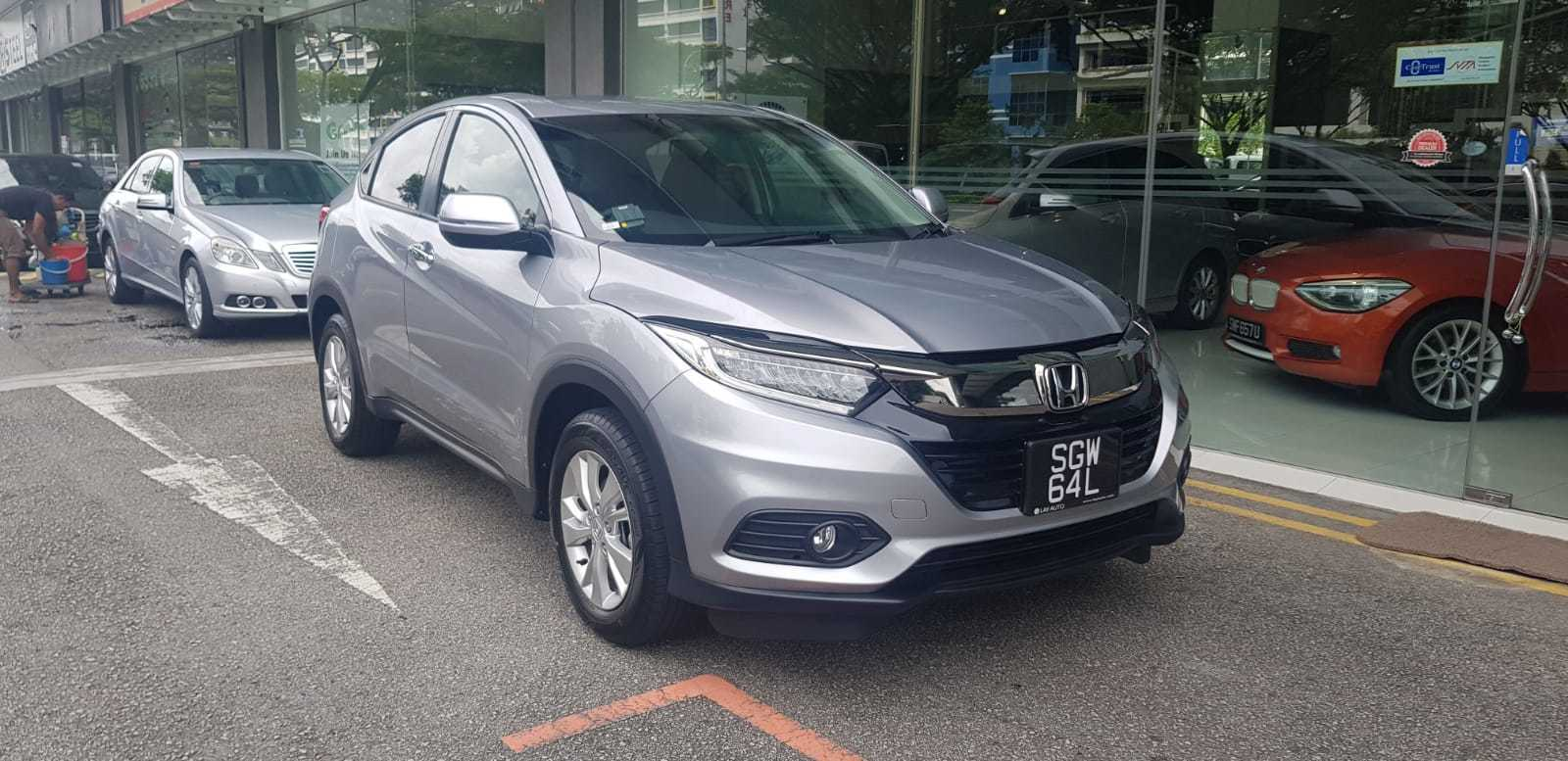 Honda Vezel 2018 Facelift Cars Vehicle Rentals On Carousell