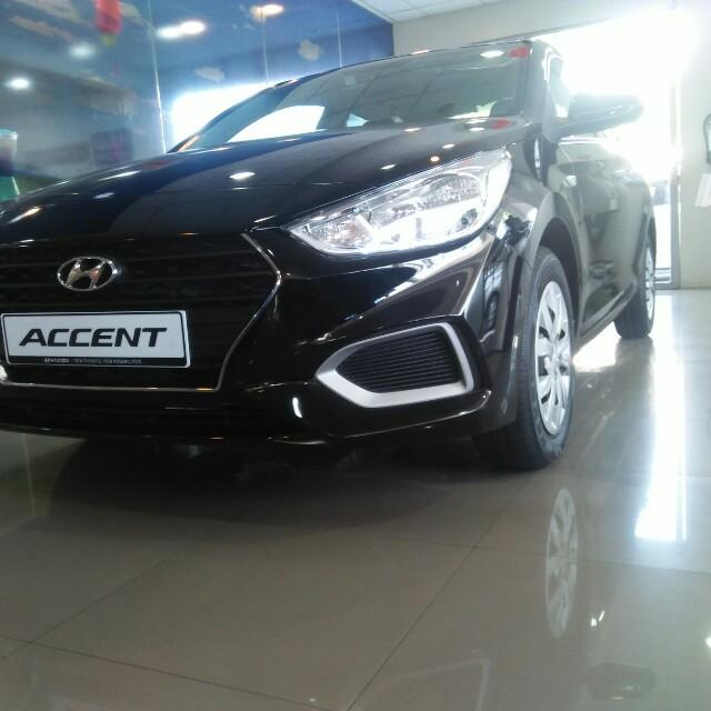 Hyundai ACCENT new driving experience start with US! 58K 38K 38K apply Now hurry limited unit only/O956-7292251